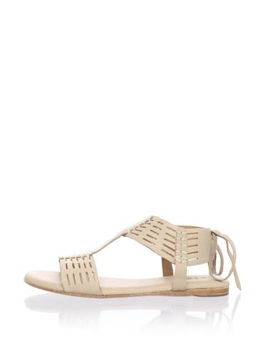 Fiel Women's Todo Santos Aztec Sandals (Bone)