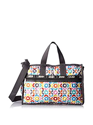 LeSportsac Women's Medium Weekender Duffle Bag, Key Largo