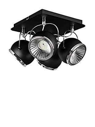 De-sign Lights Deckenlampe LED Ball schwarz