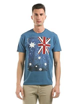Hot Buttered T-Shirt Flag