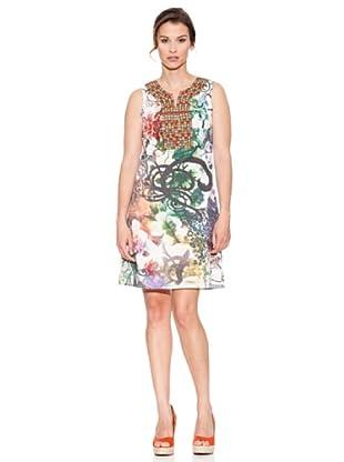 Mahal Vestido Azteca (Multicolor)