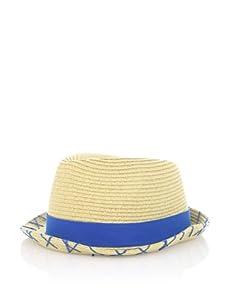 kicokids Boy's Classic Fedora Sun Hat (Surf)