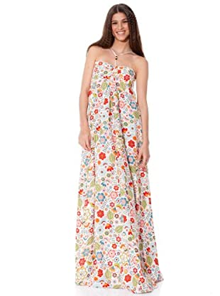 Flamenco Vestido Electra (blanco)
