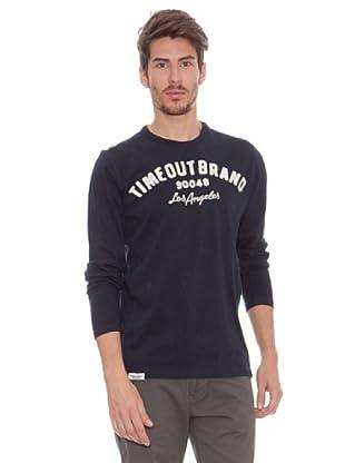 Timeout Camiseta (azul marino)