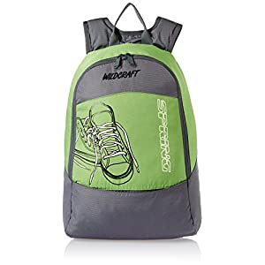 Wildcraft Spring Casual Backpack-Green