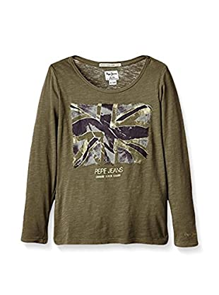 Pepe Jeans London Camiseta Manga Larga Courts