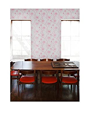 Tempaper Designs Peonies Self-Adhesive Temporary Wallpaper