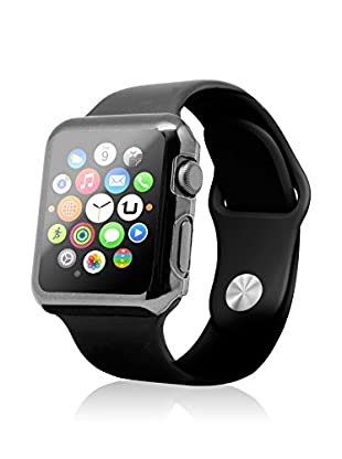 UNOTEC Cover Apple Watch 42 Mm schwarz