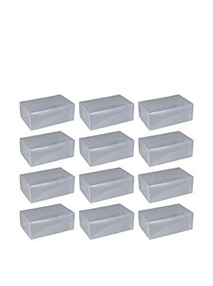 Wenko Aufbewahrungsbox 12er Set