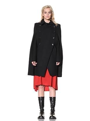 Ann Demeulemeester Women's Franklyn Coat (Black)