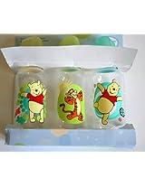 Disney Baby Winnie the Pooh 3 Pack Bottle