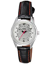 Aspen Workwear Analog Silver Dial Women's Watch - AP1716