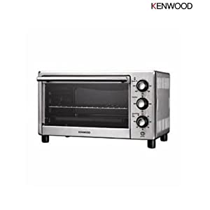 Kenwood MO746 Oven Toaster Grill-White/Gray