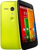 Motorola Back Shell Replacement Cover for Moto G - OEM OPP Packing - Lemon Lime
