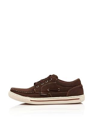 J´hayber Zapatos Cordones Casual Chaor (Café)