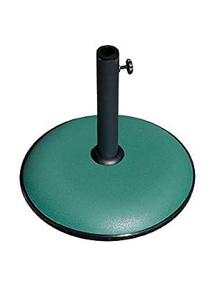 Galileo Casa Ständer für Sonnenschirm 15 Kg grün