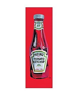 Artopweb Panel Decorativo Essential Sauce ! Heinz Tomato Ketchup