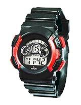 A Avon Sports Digital Black Dial Men's Watch - 1001060
