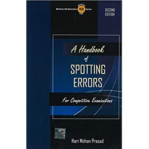 A Handbook of Spotting Errors