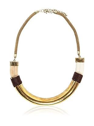 Alibey Halskette  goldfarben