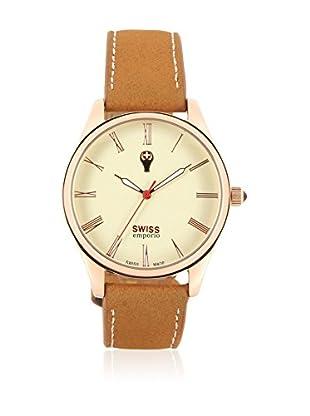 Swiss Emporio Reloj de cuarzo Man 40 mm