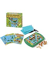 4 Pack THINK FUN RIVER CROSSING THE PERILOUS PLANK