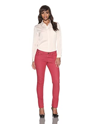4 Stroke Women's The Rose Skinny Jeans (Juice Box/Red)