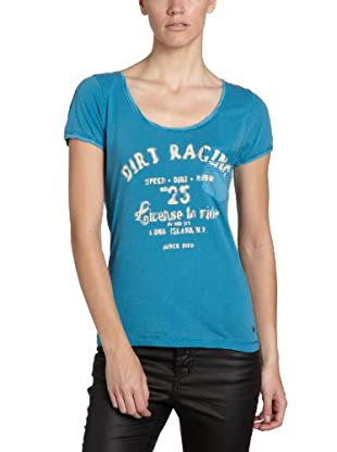 ONLY T-Shirt (Blau)