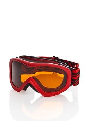 Uvex Máscara Wizzard (Rojo)