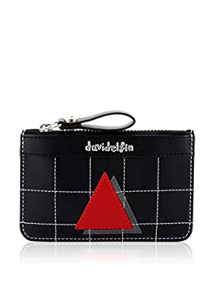 davidelfin Monedero Key New Order Negro