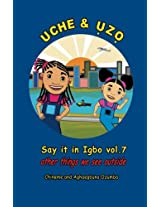Uche and Uzo Say It in Igbo: Other Things We See Outside: 7