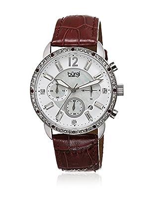 Burgi Reloj 38 mm BUR089BUR (Rojo)