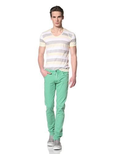Antony Morato Men's Super Skinny Johnny Jeans (Grass Green)