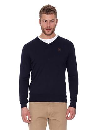CLK Jersey V Neck Basic (Marino)