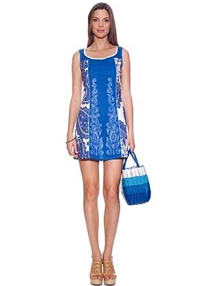 Bolero Ibiza Vestido Selinus (Azul)