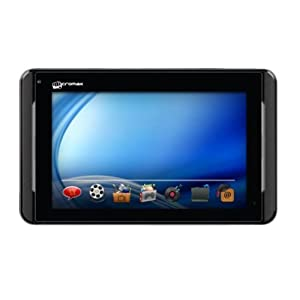 Micromax Funbook Infinity P275 Tablet (WiFi, 3G via Dongle), Black