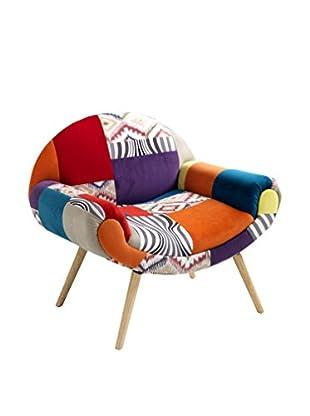 Contemporary Living Sillón Kaleidos-F Multicolor
