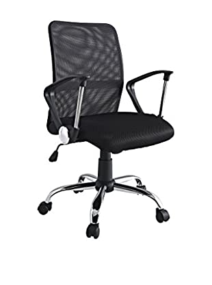 Modway Pilot Office Chair, Black