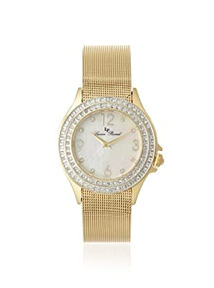Lucien Piccard Women's 11674-YG-22MOP Balmhorn Golden Watch