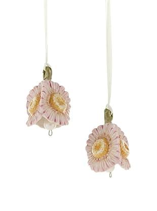 Villeroy & Boch Mini Flower Bells: 2 tlg. Set Gänseblümchen