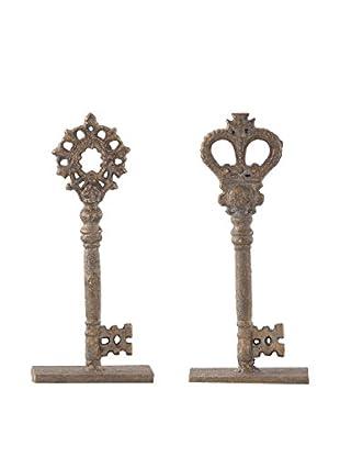 Vical Home Figur 2er Set Key