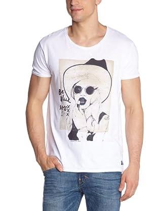 Scotch & Soda Camiseta Phoenix (Blanco B)