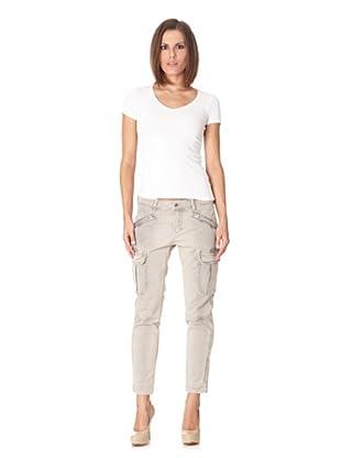 Lotus Jeans Brenda Cotton (Cement Grey)