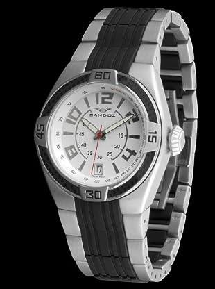 Sandoz 71553-00 - Reloj Fernando Alonso Caballero negro / blanco