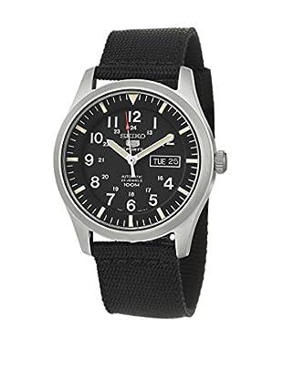 Seiko Reloj SNZG15K1 Negro 42  mm