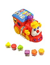 Mee Mee Happy Train Musical Toy, Multi Color
