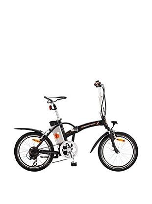 Cicli Adriatica Bicicleta E Bike Mini Folding Negro