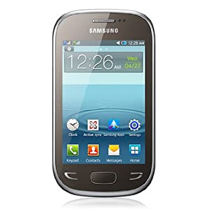 Samsung Rex 90 GT-S5292R (Gold Brown)