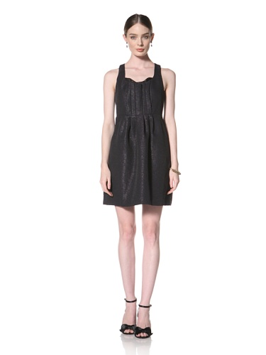 Twinkle By Wenlan Women's After 5 Affair Dress (Navy/Black)