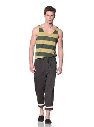 Fremont Men's Sailor Elastic Casual Pant (Charcoal)